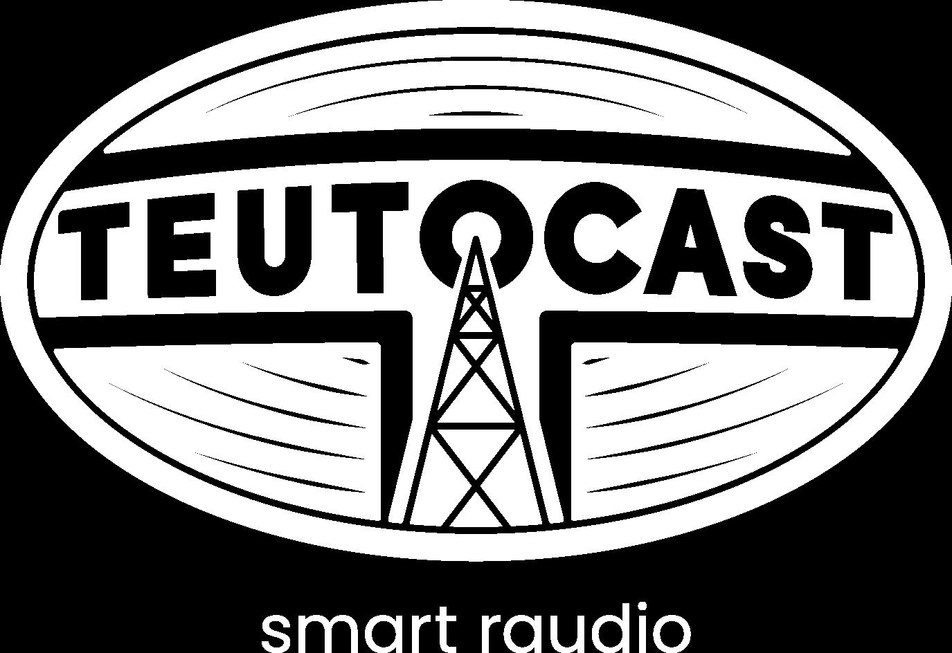 Logo TEUTOCAST smart raudio